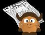 Logo Agenda du libre